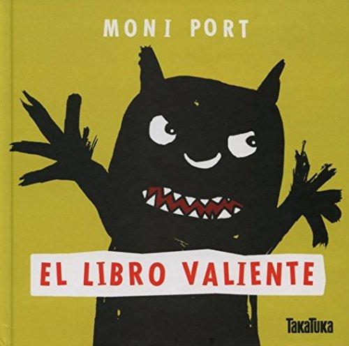 Libro Valiente por Moni Port (alemana)