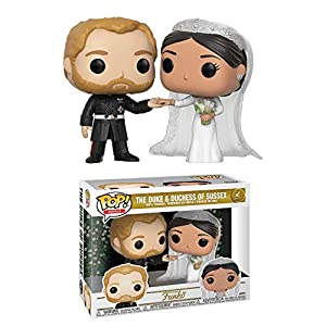 Funko - Royal Family Idea Regalo, Statue, collezionabili, Comics, Manga, Serie TV, Multicolor, 35720