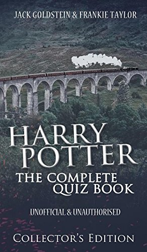 Harry Potter : the complete quiz book