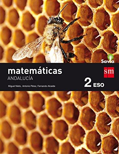 Matemáticas 2 ESO Savia Andalucía