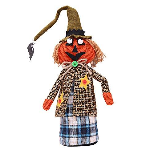 Blut-baby-puppe Shirt (QinMM W Halloween Wohnkultur,Happy Halloween Puppe Ghost Dekoration Bar Kürbis Atmosphäre Dekor Prop Spielzeug)