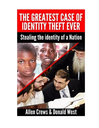 The Greatest Case of Identity Theft Ever: Stealing the Identity of a Nation