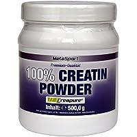Preisvergleich für MetaSport Creapure Monohydrat, 500 g Dose