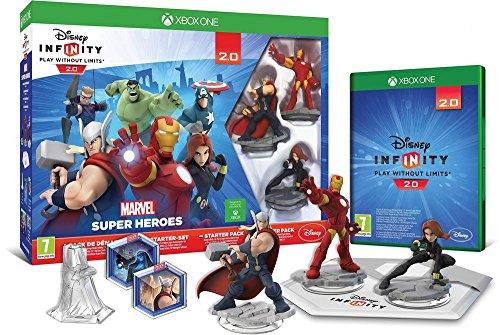 Disney Infinity 2.0: Marvel Super Heroes Starter-Set XONE [AT-PEGI]