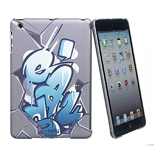 Celly Cover Linie Graffiti Easy für iPad Mini (Fundas Para Ipad Mini)