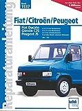 Fiat Ducato. Peugeot J5. Citroen C25 ab Baujahr 1982.