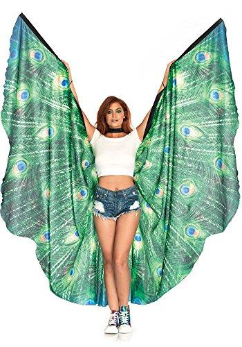 eacock Feather Wings, Einheitsgröße (Mehrfarbig) ()