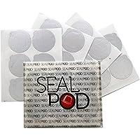 Tapas Sealpod Espresso Lids para cápsulas reutilizables de Nespresso: Sello de aluminio, rellena tus propias cápsulas con café y séllalas con nuestras tapas.