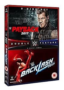 WWE: Payback 2017 + Backlash 2017 [DVD] by FremantleMedia Home Entertainment