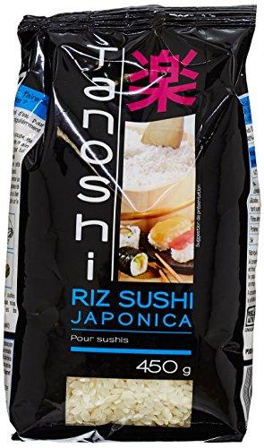 Tanoshi Riz Sushi 450 g
