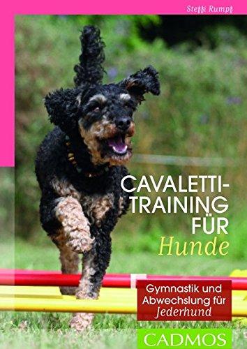 Preisvergleich Produktbild Cavalettitraining für Hunde: Gymnastik und Abwechslung für Jederhund (Cadmos Hundebuch)