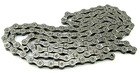 SaySure - CN-HG73 9 Speed 116 Links HG-73 Bike Bicycle Cycling Chain for SHIMANO Deore LX 105 - GMN-BG-SPT-000148