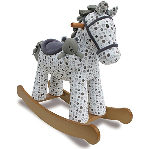 Little Bird Told Me Dylan and Boo - Infant Rocking Horse