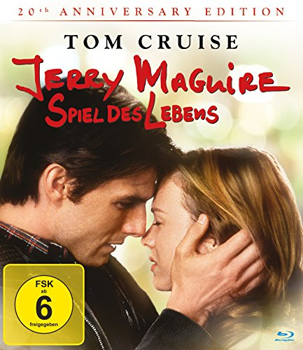 Jerry Maguire - Spiel des Lebens - 20th Anniversary Edition [Blu-ray]