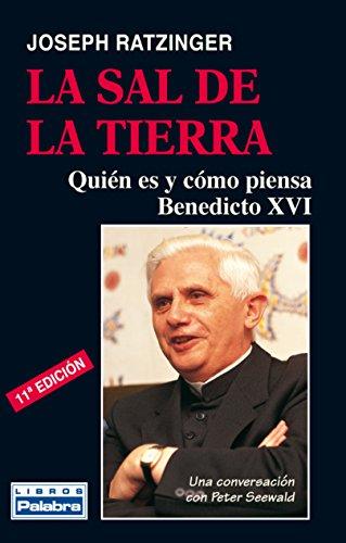 La sal de la tierra (Libros Palabra) por Joseph Ratzinger