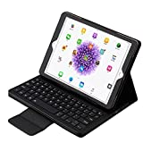 Best Keyboard For I Pad Air - Apple iPad Air/Pro 9.7 Keyboard Case,Eoso Folding Leather Review