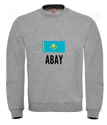 Felpa Abay city Gray