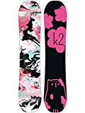 K2 Mädchen Lil Kat Snowboard, Mehrfarbig, 120 cm
