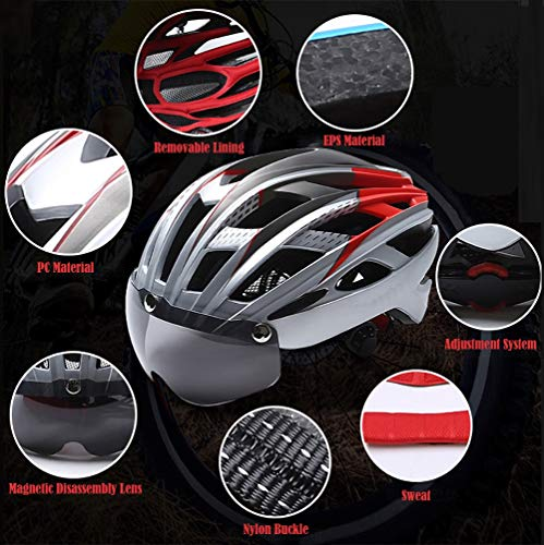 Zoom IMG-3 grist cc casco bici da