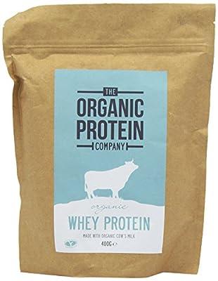 Organic Whey Protein 400 g