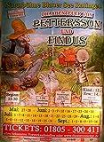 Pettersson und Findus - Ratingen 2012 -