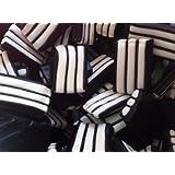 Black & White Mint Stripey Liquorice - 227g (half pound))