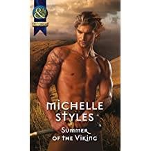 Summer Of The Viking (Mills & Boon Historical)