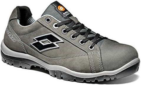 Zapatos de seguridad laboral Lotto Jump 750 T2178 S3 SRC-41