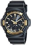 Casio G-Shock Analog-Digital Brown Dial Men's Watch - GAS-100G-1ADR (G773)