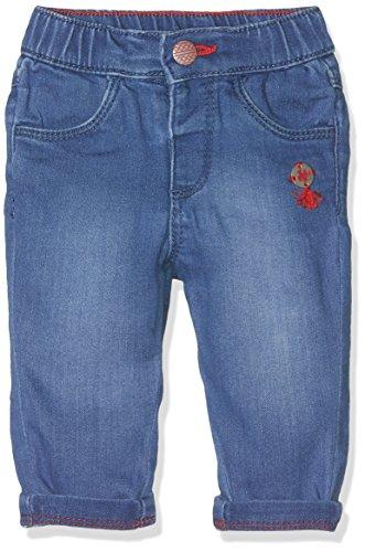 Grain de Blé Baby-Mädchen Jeanshose Jeans Blau (Indigo), 6-9 Monate