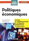 Lire le livre Politiques économiques gratuit