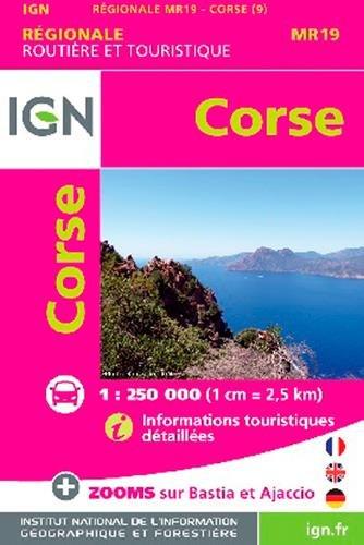 MR19 MINI CORSE 1/200.000