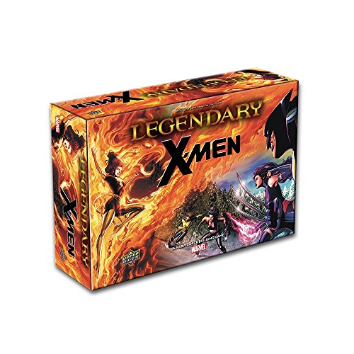 Marvel Legendary X-Men - English