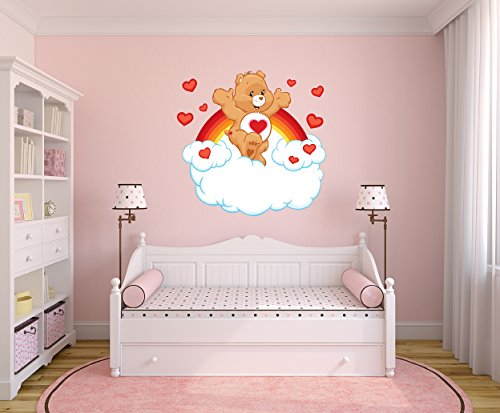 heart-bear-wallart-certified-freak-102-x-100-cm