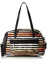 Little Marcel femme Letty Sacs bandouliere Multicolore (Paint)