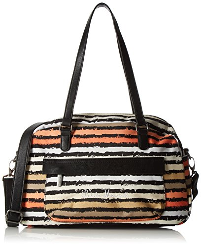 Little Marcel femme Laetitia Sacs portes epaule Multicolore (paint)