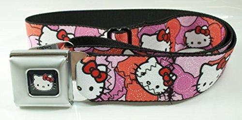 Hello Kitty Bows Sicherheitsgurt Seat Belt Buckle Down