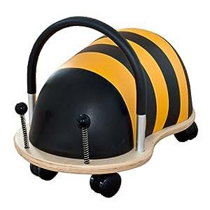 Hobla 600-73 Porteur à roulettes en forme d'abeille 27,5 x 29 x 47,5 cm