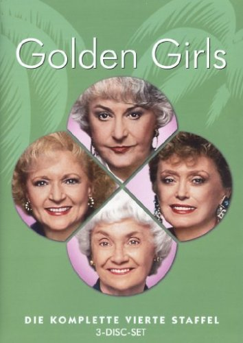 Golden Girls - Die komplette vierte Staffel [3 DVDs] (10-punkt-kompass)