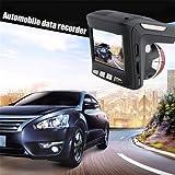 Détecteur de Radar de Voiture 2 en 1 HD 1080P Car DVR Enregistreur Détecteur De Vitesse Dash-Cam Compteur De Vitesse DVR pour Toutes Les Voitures