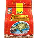 Tetra Gammarus Aliment Crevettes séchées pour Tortues 4L