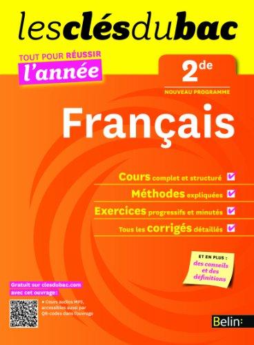 Cls du Bac - Franais 2e - Russir l'anne