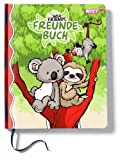 1 Freundebuch DEUTSCH Wild Friends 15x18cm
