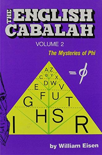 The English Cabalah: Vol 2