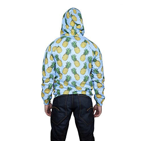 YES I AM CRISTIANO RINALDI KWAY ALL PRINT ANANAS
