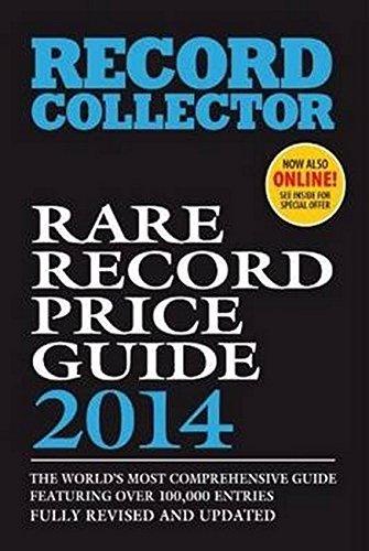 Rare Record Price Guide: 2014 (Record Collector Magazine)