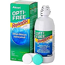 Optifree Contact Solution 120 Ml
