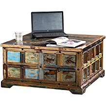 Suchergebnis auf Amazon.de für: couchtisch vintage - The Wood Times