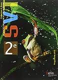 Sciences de la Vie et de la Terre 2e : Programme 2010, petit format