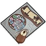 Geschenkpackung Schokoladen Computer-Set 200g
